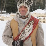 Stéphane Roy alias Bison Blanc